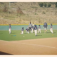 Photo taken at Sweetwater Valley Little League by Angel C. on 3/29/2016