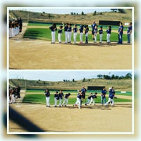 Photo taken at Sweetwater Valley Little League by Angel C. on 5/14/2016