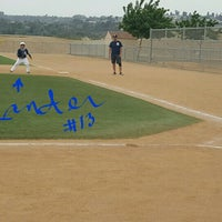 Photo taken at Sweetwater Valley Little League by Angel C. on 4/7/2016