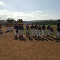 Photo taken at Sweetwater Valley Little League by Angel C. on 5/20/2016