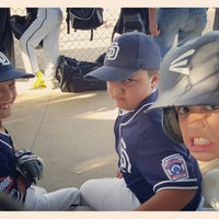 Photo taken at Sweetwater Valley Little League by Angel C. on 4/21/2016