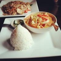 Photo taken at Andaman Thai Bistro by Hiro on 5/15/2014