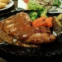 Photo taken at Chokchai Steakhouse by Volk T. on 4/27/2013