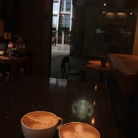 Photo taken at Starbucks by Nikča Z. on 10/31/2017
