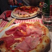 Снимок сделан в Pizzeria Ciao Tutti пользователем Veronika B. 3/9/2016