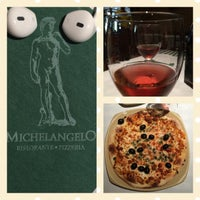 Photo taken at Michelangelo by Evgeny A. on 4/6/2014