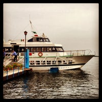 Photo taken at Gardone Riviera Port by Michele P. on 5/2/2013
