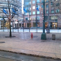 Photo taken at NFTA Metro Rail Church Street Station by Janniariz M. on 12/10/2012