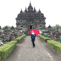 Photo taken at Candi Plaosan Lor by Asimah A. on 10/15/2017
