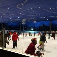 Photo taken at LeFrak Center at Lakeside by David on 12/23/2013