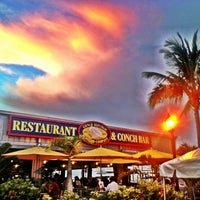 Photo taken at Conch Republic Seafood Company by Logan on 7/12/2013