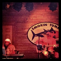Photo taken at Smokin' Tuna Saloon by Logan on 7/10/2013