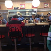 Photo taken at Waffle House by Justin W. on 11/25/2012