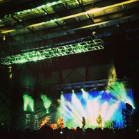 Photo taken at The DeltaPlex Arena by Justin W. on 2/11/2013