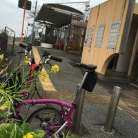 Photo taken at Higashi-Yokota Station by k s. on 11/22/2015