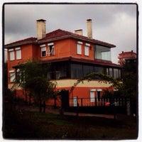 Photo taken at Saygı's Village by Samet S. on 10/18/2013
