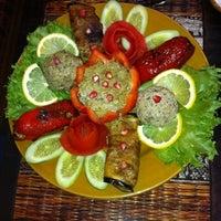 Photo taken at Restaurant Georgia by Alex M. on 7/29/2013