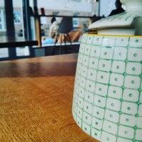 Photo taken at Kaffeewerk by Frank S. on 3/7/2016
