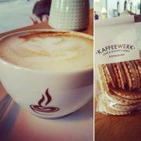 Photo taken at Kaffeewerk by Frank S. on 6/8/2016