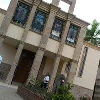 Photo taken at Parroquia Santa Eduwiges by Luis J. on 9/8/2013
