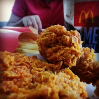 Photo taken at McDonald's & McCafé by Izlan F. on 2/28/2013
