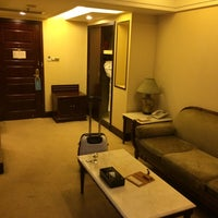 Photo taken at Grand Tower Hotel by Ilya on 7/6/2014