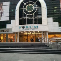 Photo taken at Forum The Shopping Mall by Ronald O. on 3/25/2013