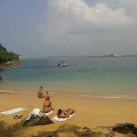 Photo taken at Jungle Beach by Kavindu J. on 1/30/2013