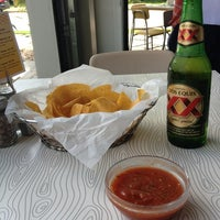 Photo taken at Pure Taqueria by Andrew S. on 7/12/2013