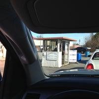 Photo taken at Greer Car Wash by Meghan C. on 1/21/2013