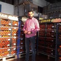 Photo taken at Çınar Ambalaj Nak. Tur Inş Mak San Ltd Sti by Bilal Ç. on 2/18/2018