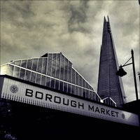 Foto scattata a Borough Market da Chris K. il 2/18/2013