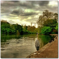 Photo taken at Battersea Park by Chris K. on 7/12/2013