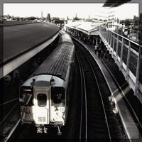 Photo taken at Clapham Junction Railway Station (CLJ) by Chris K. on 10/7/2012