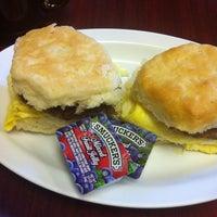 Photo taken at Nashville Biscuit House by Megan V. on 12/30/2012