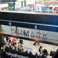 Photo taken at Primark by Peter Y. on 12/15/2012