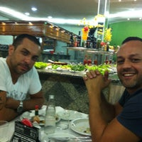 Photo taken at Churrascaria Sampa Grill by Nelson F. on 2/1/2013