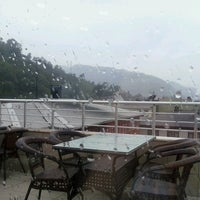 Photo taken at Deniz Alabalik Restaurant by Melek A. on 7/4/2013