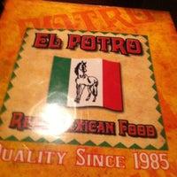 Foto tomada en El Potro por Leslie B. el 1/18/2013