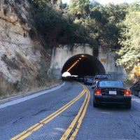 Photo taken at Sepulveda Blvd. Tunnel by Todd S. on 7/26/2016