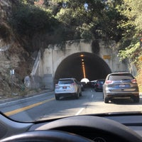 Photo taken at Sepulveda Blvd. Tunnel by Todd S. on 8/3/2016