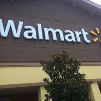 Photo taken at Walmart Supercenter by Mayara O. on 7/14/2013