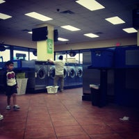 Photo taken at SpinZone Laundry North by Michael C. on 3/11/2013
