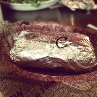 Photo taken at Chipotle Mexican Grill by Michael C. on 12/11/2012
