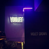 Photo taken at Violet Crown Cinema by Michael C. on 12/20/2012