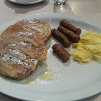 Photo taken at Egg Harbor Cafe by James S. on 3/5/2013
