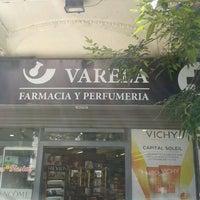 Photo taken at Farmacia Varela by Patricio R. on 12/22/2012