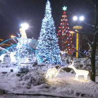 Photo taken at Lido Atpūtas centrs by Дарина Я. on 12/12/2012