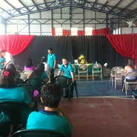 Photo taken at Liceo Los Lagos by Dizzie M. on 6/17/2013