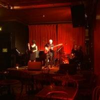 Photo taken at Matt & Phreds Jazz Club by Hugo S. on 8/8/2013